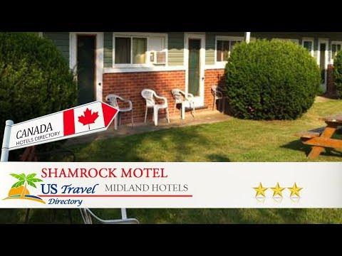 Shamrock Motel - Midland Hotels, Canada
