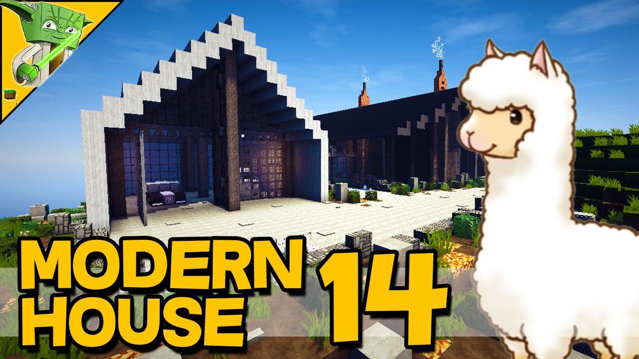 Modern house 14 with alpacas keralis inspiration for Modern house 5 keralis