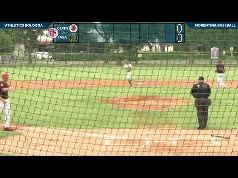 Gara 1   Live Baseball   Bologna Vs Fiorentina Serie A2