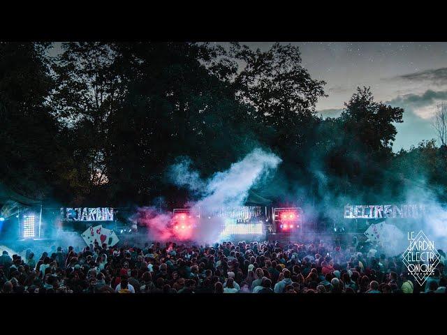 Le Jardin Électronique 2019 - Tome VI - Festival aftermovie officiel Lille