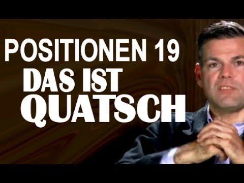 KenFm - Das ist Quatch - Positionen 19 - Reaktion & Richtigstellung - Kritik