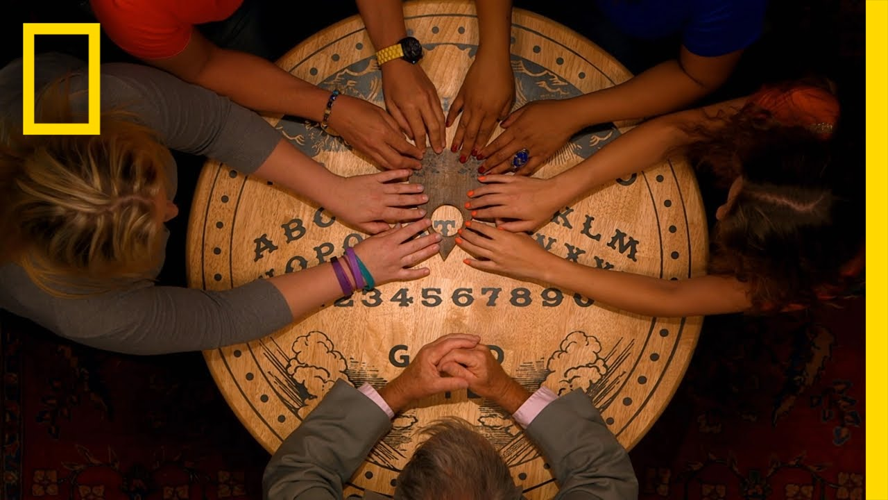How Ouija boards work  (Hint: It's not ghosts ) - Vox