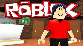 ROBLOX - THE PIZZA PLACE - I LOST MY BODY PARTS!? - GAMEPLAY