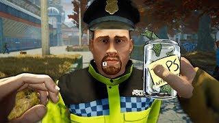Poprosiłem POLICJANTA o pieniądze i stało się to.. | SYMULATOR BEZDOMNEGO