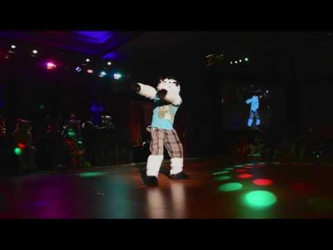 Megaplex 2016 Fursuit Dance Competition - Mex