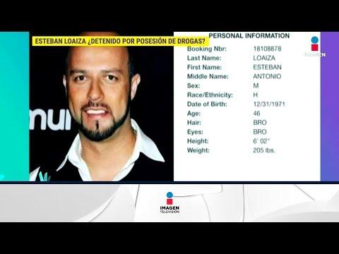 ¡Detienen a Esteban Loaiza, el ex de Jenni Rivera por narcotráfico! | De Primera Mano