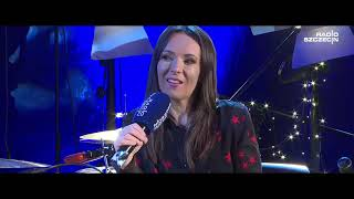 Wywiad z Kasią Kowalską - BLACKOUT w Radiu Szczecin