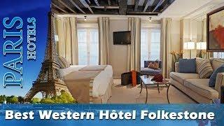 Best Western Hôtel Folkestone Opéra - Paris Hotels, France