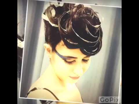 Avant Garde Hair & Makeup - YouTube
