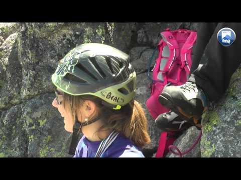Alpinisme - Aiguille de l'M avec l'ENAF