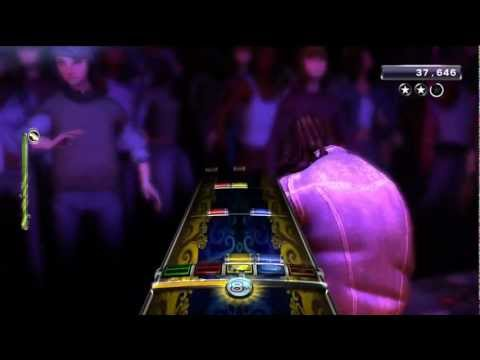 Rock Band 3: Indifferent by Adrenaline Mob 100% FC Expert Guitar