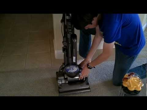 Dyson DC33 troubleshooting and maintnance