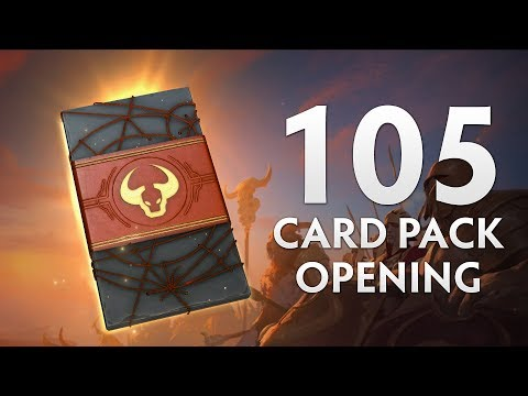 Artifact - 105 Call to Arms Pack Opening with SUNSfan