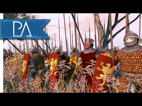 Fighting the Mongol Horde: Very Close Battle - Medieval Kingdoms Total War 1212AD Mod Gameplay