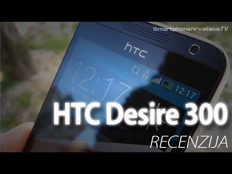 HTC Desire 300 Video recenzija