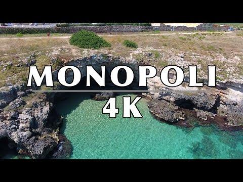 Monopoli - Drone Footage 4K
