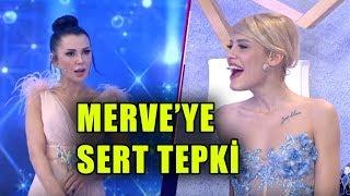 Deniz Serkanova'dan Merve Sevin'e Sert Tepki!