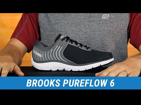 Expert Fit Brooks Pureflow Youtube 6Men's Review 4RL35jA