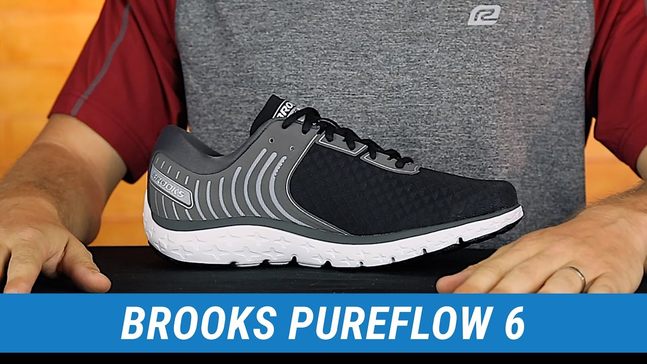 Brooks PureFlow 6 | Men's Fit Expert