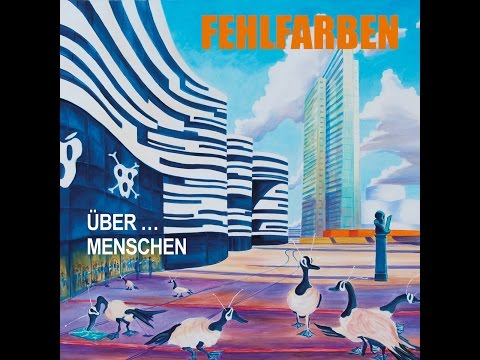 Fehlfarben  ÜberMenschen Tapete Records Full Album