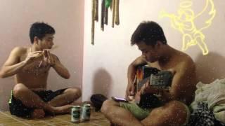 LK Nhớ Gia Đình - Cover Sáo & Guitar