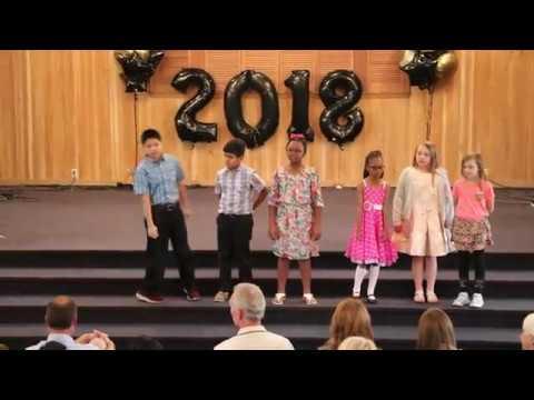 2018 HCA Elementary School Awards ~ Brunswick, GA  7