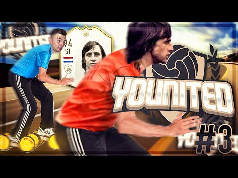 FIFA 19: BRUDER MUSS LOS.. YOUNITED ICON CRUYFF #3