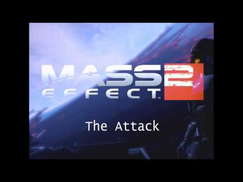 Mass Effect 2 HQ Music - The Attack