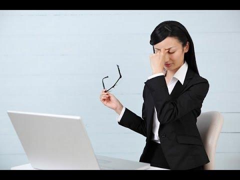 Mẹo trị chứng khô mắt khi ngồi máy tính nhiều
