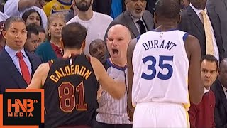 One More Technical Foul / GS Warriors vs Cavaliers