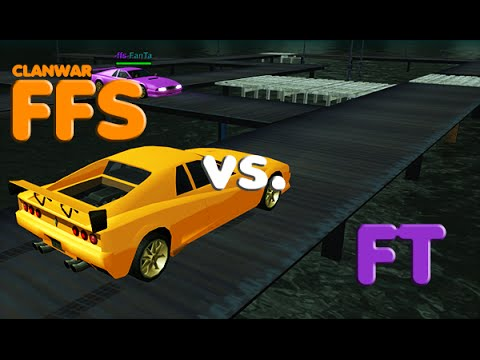 Fellow Team vs for fuck's sake / |FT| vs -ffs- 27.06.2015 MTA:SA DD CLANWAR