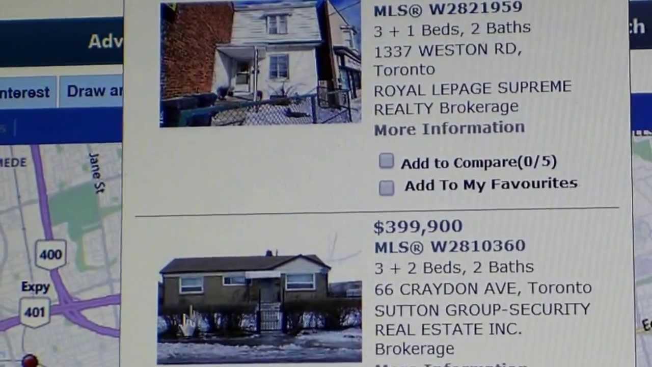 Как увидеть Цены на жилье в Торонто. Иммиграция в Канаду