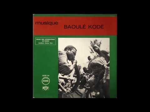 Côte D'Ivoire -  GOLY-  Musique Des Baoulé-Kodé