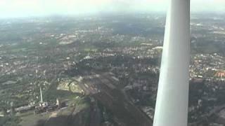 Herne Wanne-Eickel im Herzen des Ruhrgebiets  Ruhr2010 aus der Luft