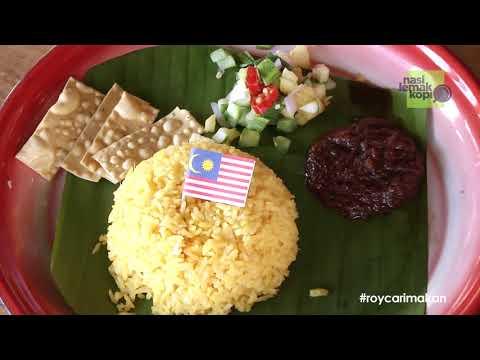 Roy Cari Makan Nasi Beringin Patriotik Segamat Youtube