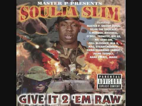 Soulja Slim - Get High With Me