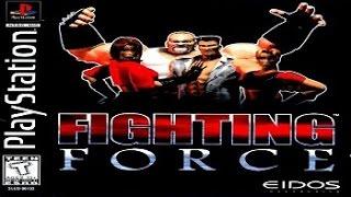 видео Прохождение игры Fighting Force
