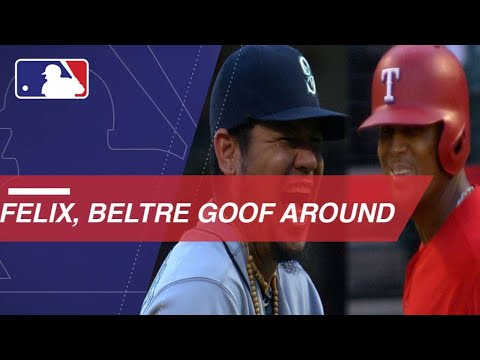Felix K's Beltre, Beltre returns favor with a HR