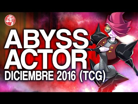 Abyss Actor TCG (December/ Diciembre 2016) [Duels & Decklist] (Yu-Gi-Oh) Post Destiny Soldiers - 동영상