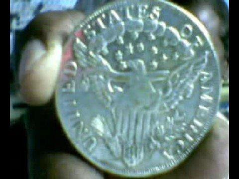 USA 1799 YEAR RARE MONO LISA SILVER COIN IN TAMIL NADU INDIA