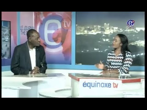 THE 6 PM NEWS EQUINOXE TV TUESD
