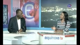 THE 6 PM NEWS EQUINOXE TV TUESD