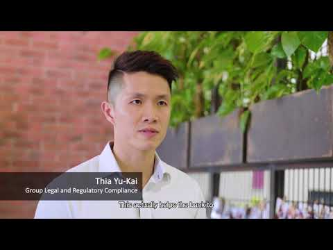 The Open Vault at OCBC: Innovation Heroes