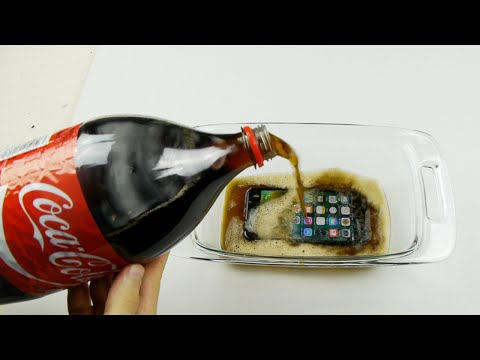 Thumbnail: Will an iPhone 7 Survive in Coca-Cola Freeze Test for 12 Hours?