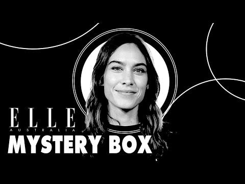 ELLE Mystery Box Challenge: Alexa Chung