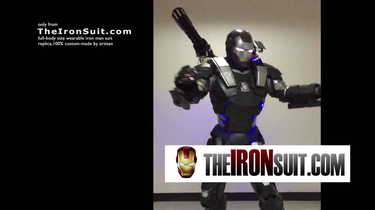 war machine armor for sale