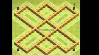 Clash of Clans : cetro de vila level 5 . imagens #2