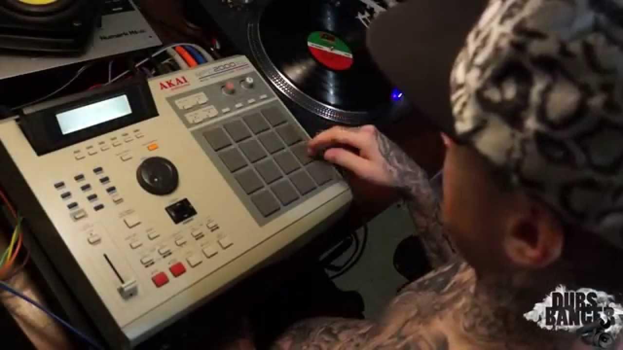 Walkz makes a hardcore rap instrumental with a sample jadakiss.