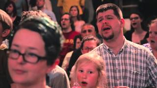 """PopUp Chorus sings """"Missing The War"""" by Ben Folds Five"""