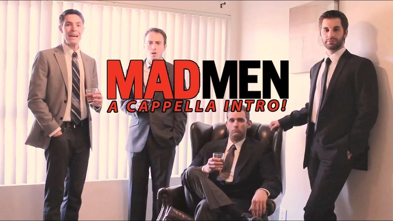 Nanoshorts Mad Men Theme A Cella Intro